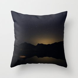 Look at the stars 1 Throw Pillow