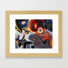 Toucan's Soul Framed Art Print