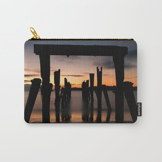 Passage Sunset Carry-All Pouch