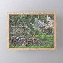 Farmscape Home PhotoArt Framed Mini Art Print