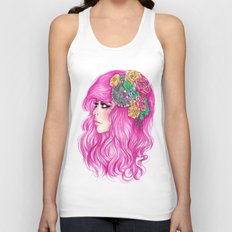 Kelly Unisex Tank Top
