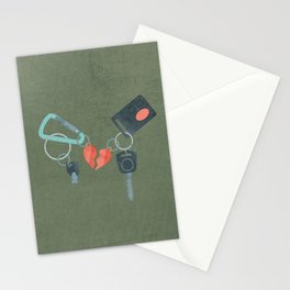 Star-Crossed Lovers Stationery Cards