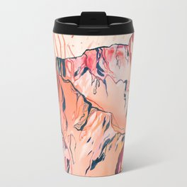 'Golden Hour' Travel Mug