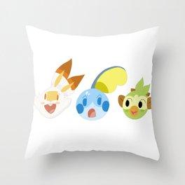 New Starters Throw Pillow
