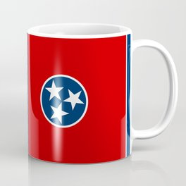 Flag of Tennessee Coffee Mug