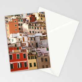 Color Block Italy Stationery Cards