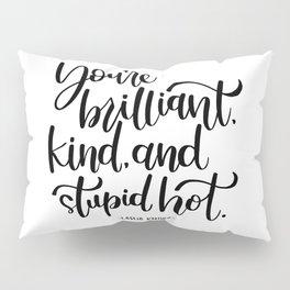 Leslie Knope Affirmation Pillow Sham