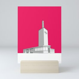 Osterley station Mini Art Print