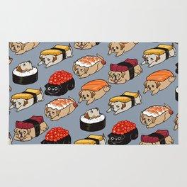 Sushi Labrador Retriever Rug