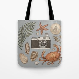 Summer Beach Collection Tote Bag