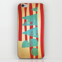 obama iPhone & iPod Skins featuring oBAMa by Josh Franke
