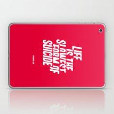 The Slowest Form Laptop & iPad Skin