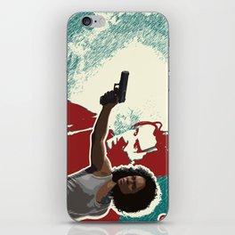 Uncharted 4   Nadine and Rafe iPhone Skin