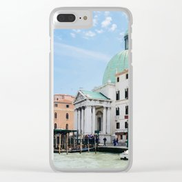 Place Clear iPhone Case