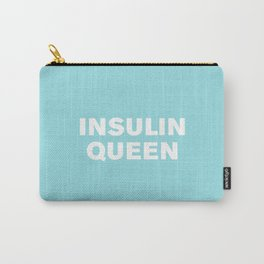 Insulin Queen (Island Paradise) Carry-All Pouch