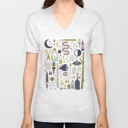 The Witch's Collection Unisex V-Neck