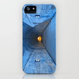 Tunnel of Redemption iPhone Case