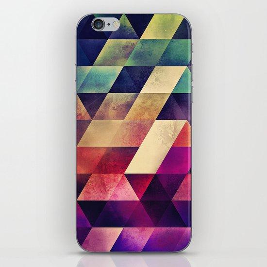 yvyr yt iPhone & iPod Skin
