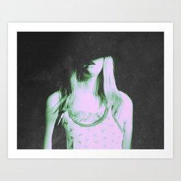 Aliena II Art Print