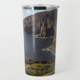 Slieve League Cliffs Travel Mug