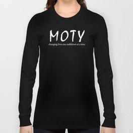 MOTY #5 Long Sleeve T-shirt