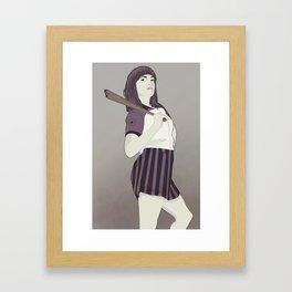 Girls 1 - Karine Framed Art Print