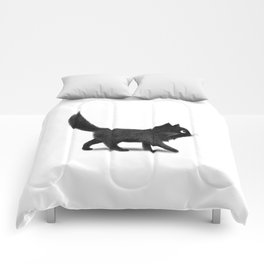 Creeping Cat Comforters