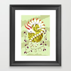 Dragon Egg Framed Art Print