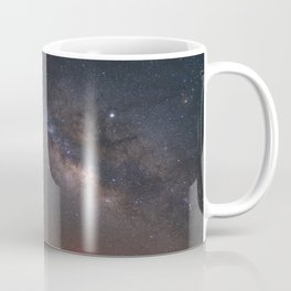 Milky Way over Mount Laguna Observatory Coffee Mug