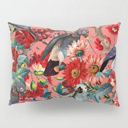 FLORAL AND BIRDS XIX Pillow Sham