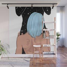 Good night Wall Mural
