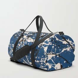 Blue Carnage Duffle Bag
