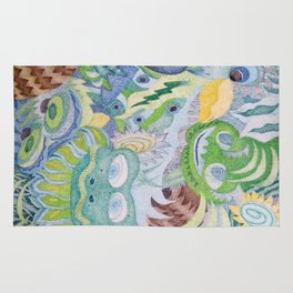 The Tropics Rug