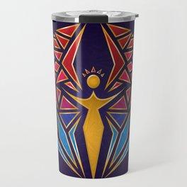 Arcane Angel Travel Mug