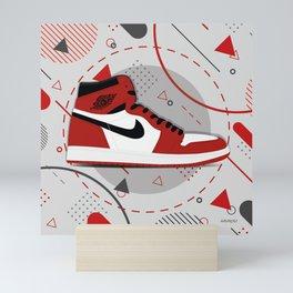 Sneaker Freak - Air 1985 Mini Art Print