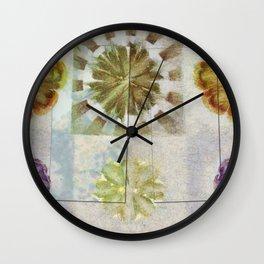 Spoliarium Bared Flower  ID:16165-082218-95491 Wall Clock