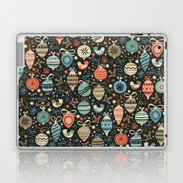 Festive Folk Charms Laptop & iPad Skin