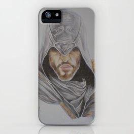Ezio, the Mentor iPhone Case