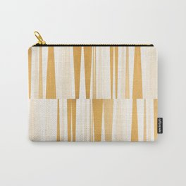 BEACHING PATTERN GOLD Carry-All Pouch