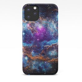 Lobster Nebula iPhone Case