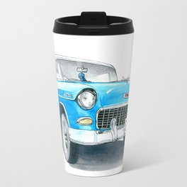 55 Chevy Bel Air #3 Travel Mug