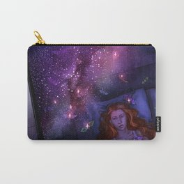 Greta Stars Carry-All Pouch