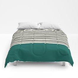 Jungle x Stripes Comforters