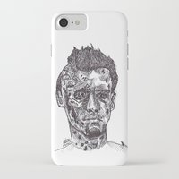 terminator iPhone & iPod Cases featuring Terminator by Americo Artspace