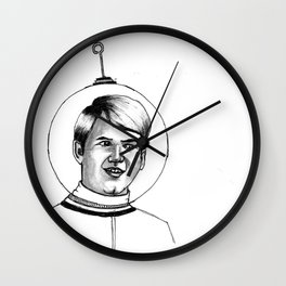who have I become? Wall Clock