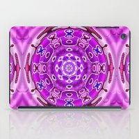 carousel iPad Cases featuring Carousel by Elena Indolfi