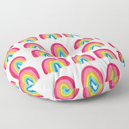 Rainbow Collection – Classic Palette Floor Pillow