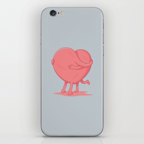 Become one iPhone Skin
