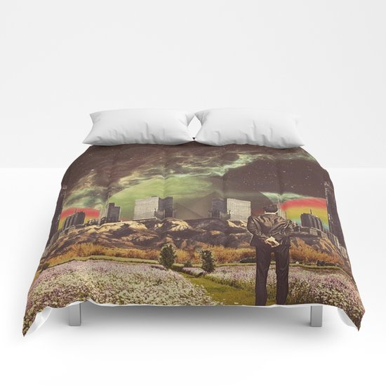 Brave New Worlds Comforters