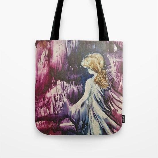 Lost Girl Tote Bag